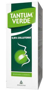 Tantum Verde - Collutorio 0.15% Confezione 240 Ml