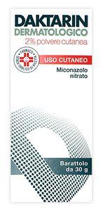 Daktarin - Dermatologico Polvere Cutanea 2% Confezione 30 Gr