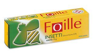 Foille - Insetti Crema Confezione 15 Gr