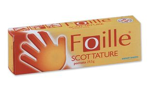 Foille - Scottature Crema Tubo Confezione 29,5 Gr