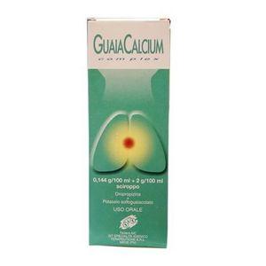 GuaiaCalcium - Complex Sciroppo Confezione 200 Ml (Confezione Danneggiata)