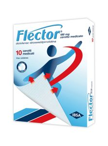Flector  - Cerotti Medicali 180 Mg Confezione 10 Cerotti
