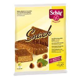 Schar - Snack Alla Nocciola Senza Glutine Confezione 3x35 Gr (Scadenza Prodotto 15/01/2021)