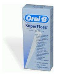 Oral B - Super Floss Confezione 50 Pezzi