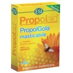 Propolaid -  Propolgola Menta - Confezione 30 tavolette (Scadenza Prodotto 28/09/2021)