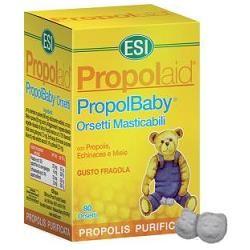 Esi - Propolaid Popolbaby Orsetti Confezione 80 Orsetti