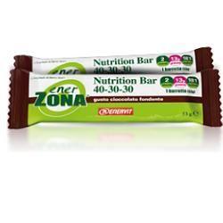 Enervit -  Enerzona Nutrition Barretta 40-30-30 Cioccolato Confezione 1 Pezzo