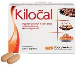Kilocal - Confezione 20 Compresse