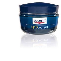 Eucerin - Viso Q10 Crema Antirughe Notte Confezione 50 Ml