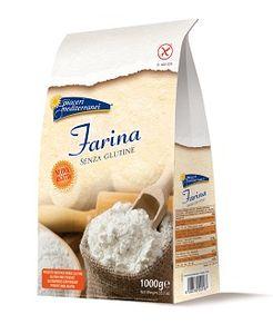 Piaceri Mediterranei - Farina Senza Glutine Confezione 1000 Gr