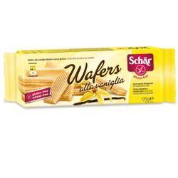 Schar - Wafers Alla Vaniglia Senza Glutine Confezione 125 Gr