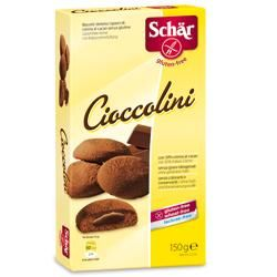 Schar - Cioccolini Senza Glutine Confezione 125 Gr