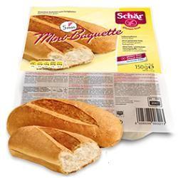 Schar - Mini Baguette Senza Glutine Confezione 2X75 Gr
