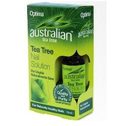 Optima naturals - Australian Tea Tree Nail Solution Confezione 10 Ml