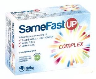 Samefast Up - Integratore Alimentare Confezione 20 Compresse