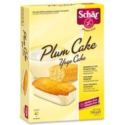 Schar - Plum Cake Yogo Cake Senza Glutine Confezione 198 Gr (Scadenza Prodotto 02/02/2021)