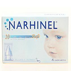 Narhinel - Ricariche Soft Confezione 10 Pezzi (Scadenza Prodotto 30/08/2021)