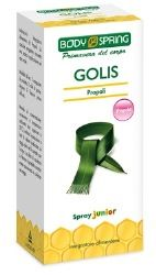 Body Spring - Golis Spray Bimbi Propoli Confezione 25 Ml (Scadenza Prodotto 30/04/2021)