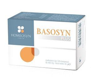 Homeosyn - Basosyn Plus Confezione 120 Compresse