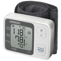 Omron - Rs3 Misuratore Di Pressione Da Polso