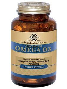 Solgar - Advanced Omega 3 Confezione 120 Perle