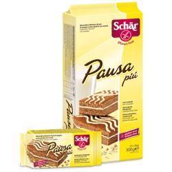 Schar - Pausa Più Cereali Senza Glutine Confezione 300 Gr (Scadenza Prodotto 21/03/2021)
