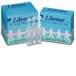 Libenar - Confezione 25X5 Ml