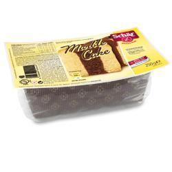 Schar - Marble Cake Torta Senza Glutine Confezione 250 Gr