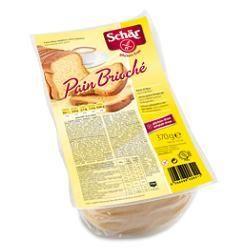 Schar - Pan Brioche Pane Dolce Senza Glutine Confezione 370 Gr (Scadenza Prodotto 03/06/2021)
