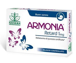 Armonia Retard - Melatonina 1 Mg Confezione 30 Compresse
