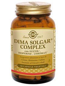 Solgar - Dima Complex Confezione 60 Capsule Vegetali
