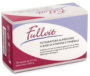 Italfarmacia - Fullvit Integratore Utile Nei Casi Di Stress Confezione 36 Compresse