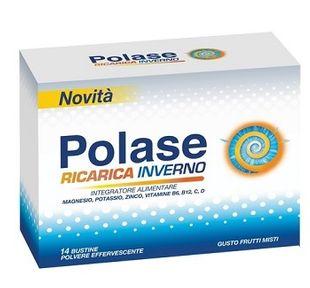 Polase - Ricarica Inverno Confezione 14 Bustine
