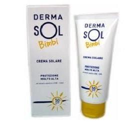 Dermasol - Crema Bimbi Spf 50+ Confezione 100 Ml