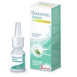 Narhinel - Spray Ipertonico Confezione 20 Ml (Scadenza Prodotto 30/08/2021)