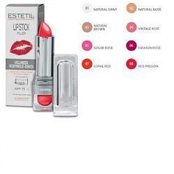 Estetil - Lip Stick Filler Rossetto 4 Funzioni In 1 Colorazione 4