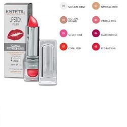 Estetil - Lip Stick Filler Rossetto 4 Funzioni In 1 Colorazione 6
