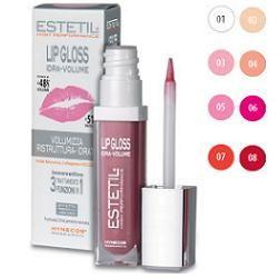 Estetil - Lipgloss idravolume  Gloss-trattamento 3 funzioni in 1  Colorazione 1
