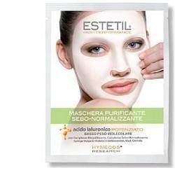 Estetil - Maschera Purificante Sebo Normalizzante Confezione Singola 17 Ml