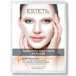 Estetil - Maschera Idratante Con Acido Ialuronico Confezione 17 Ml