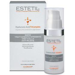 Estetil - Siero Trattamento Intensivo Viso Collo Antirughe Confezione 30 Ml