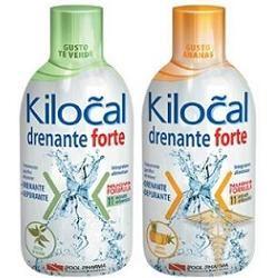 Kilocal - Drenante Forte The Verde Confezione 500 Ml