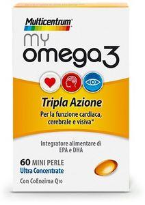 Multicentrum - My Omega 3 Confezione 60 Perle