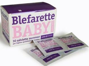 Blefarette - Baby Salviette Oculari Confezione 30 Pezzi