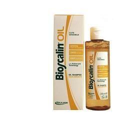 Bioscalin - Oil Shampoo Equilibrante Confezione 200 Ml