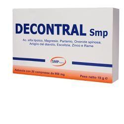 Decontral Smp - Integratore Alimentare Confezione 20 Compresse