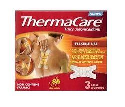 Thermacare - Fasce Autoriscaldanti Flexible Confezione 3 Fasce