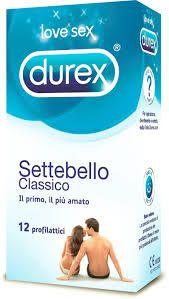 Durex - Settebello Classico Confezione 12 Profilattici