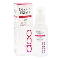 Dermafresh - Deodorante Girl Pelle Normale Confezione 100 Ml