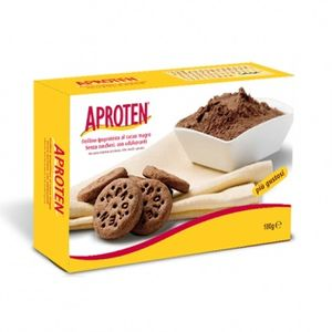 Aproten - Frollini Al Cacao Aproteici Confezione 180 Gr